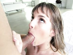 Cocksucking Kimmy Granger Wants His Dick Inside Her