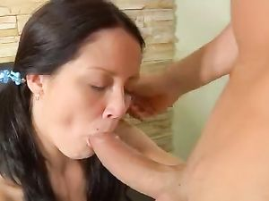 Sweetheart Grinding In His Lap Wants Dick In Her Pussy