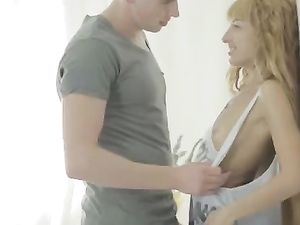 Sexy Anal Fuck With A Long Haired Teenage Girl