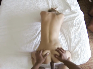 POV Cock Riding Is Better With A Perfect Body Girl