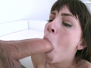 Balls Deep Fucking From A Big Cock Gets Her Off