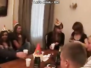 College Party Girls Are Wild Cocksuckers